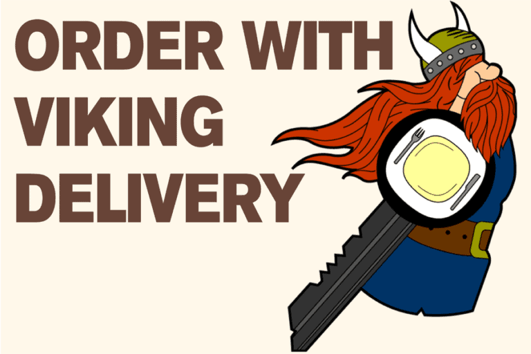 Viking Delivery service in Bellingham Washington